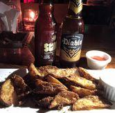 Foto Potato Wedges di Beer Garden