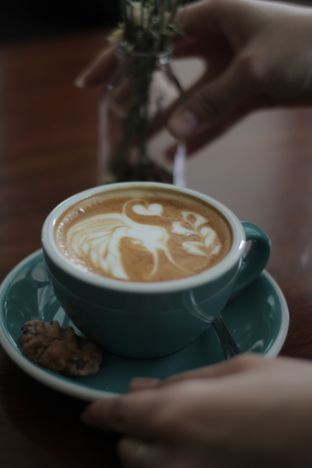 Foto 6 - Makanan di Papa & Mama Bistro and Coffee oleh thehandsofcuisine