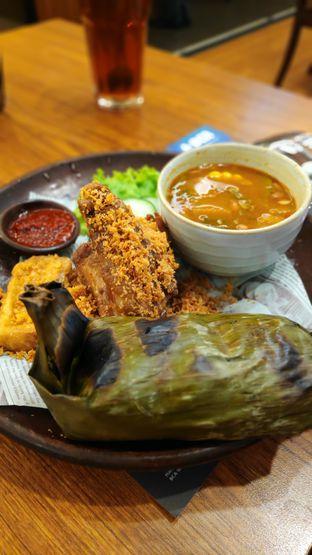 Foto 2 - Makanan(Nasi Bakar) di Sate Khas Senayan oleh Dyan Nitasari