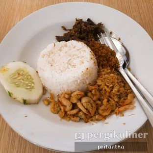 Foto 1 - Makanan(nasi udang empal) di Depot Bu Rudy oleh Prita Hayuning Dias