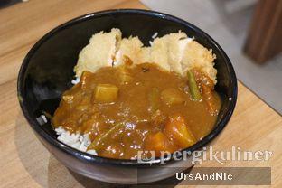 Foto 2 - Makanan(Chicken katsu curry donburi) di Ichiban Sushi oleh UrsAndNic