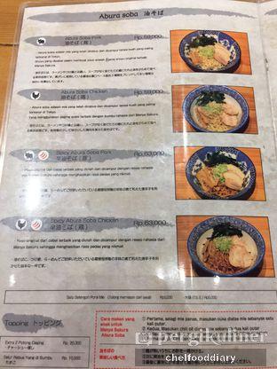 Foto review Menya Sakura oleh Rachel Intan Tobing 5
