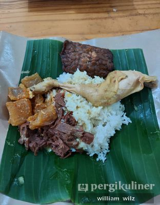 Foto review Gudeg Jogja Mbok Minten oleh William Wilz 1