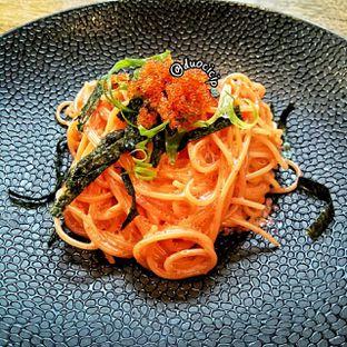 Foto 3 - Makanan(Mentaiko Pasta) di Kamakura Japanese Cafe oleh felita [@duocicip]
