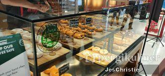Foto Interior di Krispy Kreme