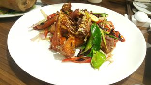 Foto 2 - Makanan(Ayam Goreng Lemon) di Sanur Mangga Dua oleh Naomi Suryabudhi