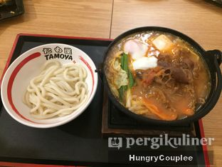 Foto 3 - Makanan di Tamoya Udon oleh Hungry Couplee