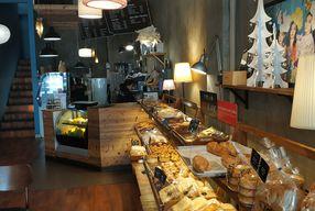 Foto Red Blanc Coffee & Bakery