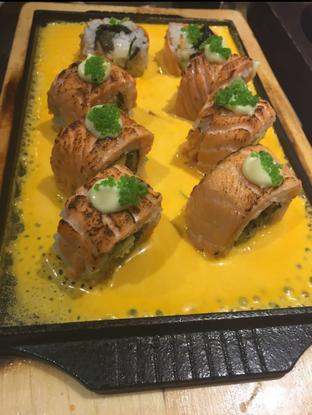 Foto - Makanan(Hibachi Sushi Shibuya Roll ) di Zenbu oleh @Itsjusterr