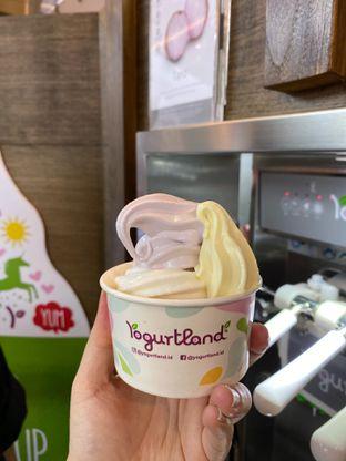Foto 3 - Makanan di Yogurtland oleh Maria Marcella