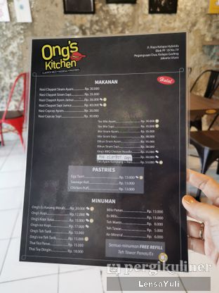 Foto review Ong's Kitchen oleh Yuli  Setyawan 7