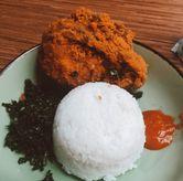 Foto Ayam Mekdi Large Spicy di Jatinangor Coffee