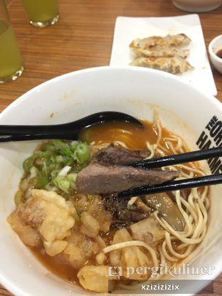 Foto 1 - Makanan(Spicy Beef Ramen) di Hajime Ramen oleh zizi