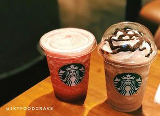 Foto review Starbucks Coffee oleh IG : @Jktfoodcrave  1