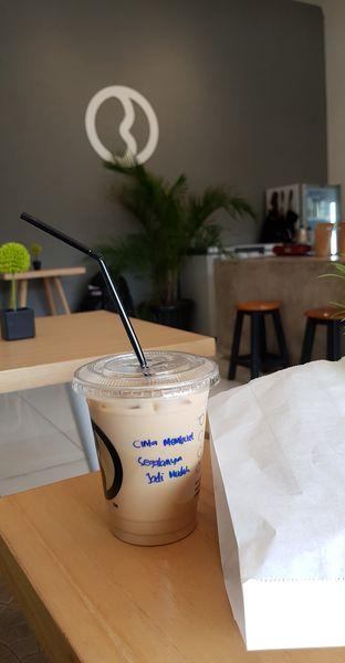 Foto 1 - Makanan(Es Kopi Susu Bahagia) di Bhumi Coffee oleh Clara Yunita