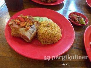 Foto 2 - Makanan di Sambal Khas Karmila oleh raafika nurf