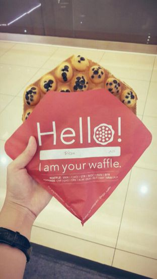 Foto review Eggo Waffle oleh Priscilia Diandra 2