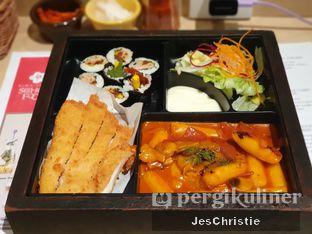 Foto 2 - Makanan(Dosirak 3) di School Food Blooming Mari oleh JC Wen