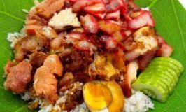 Nasi Campur Alin 91 Singkawang