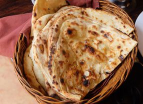 6 Roti Khas India yang Cita Rasanya Berbeda