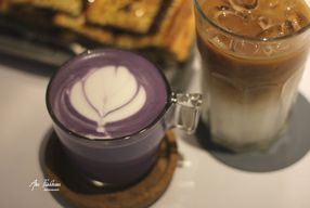 Foto Serantau Coffee x Space