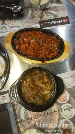 Foto 4 - Makanan di Magal Korean BBQ oleh Marisa @marisa_stephanie