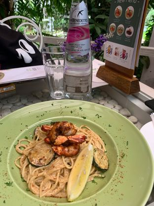 Foto 1 - Makanan di Nanny's Pavillon oleh hokahemattiga