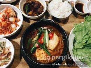 Foto 1 - Makanan(kimchi jjigae) di Chung Gi Wa oleh Melody Utomo Putri