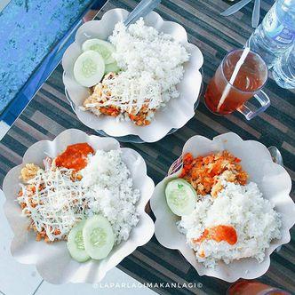 Foto Makanan di Ayam Geprek Bu Choy