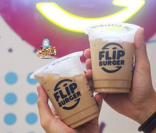 Foto - Makanan di Flip Burger oleh @Foodbuddies.id | Thyra Annisaa