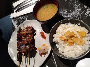 Foto 2 - Makanan(Yakitori seto) di Gion Japanese Grill & Chill oleh Kata Mimo