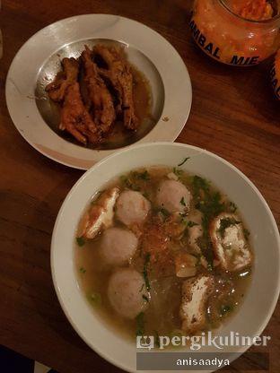 Foto 3 - Makanan di Bakso So'un & Mie Ayam TTD.47 oleh Anisa Adya