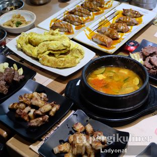Foto 1 - Makanan di Magal Korean BBQ oleh Ladyonaf @placetogoandeat