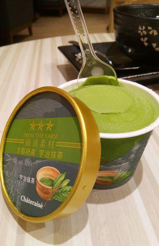 Foto 10 - Makanan(matcha ice cream) di Chateraise oleh maysfood journal.blogspot.com Maygreen