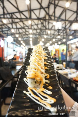 Foto - Makanan di Jikasei Sushi oleh EATIMOLOGY Rafika & Alfin