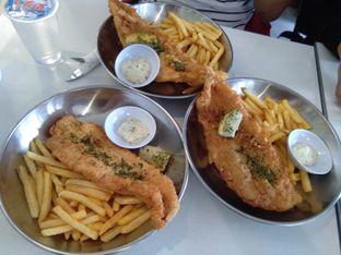 Foto review Fish Wow Cheeseee oleh Pinasthi K. Widhi 2