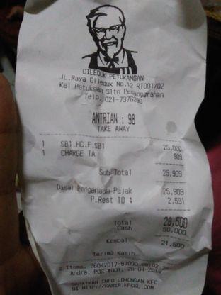 Foto review KFC oleh Nurul Fitriya 4