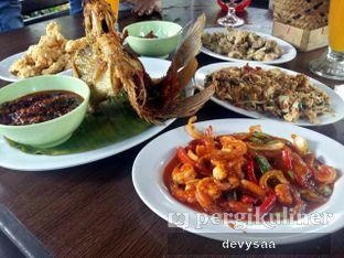 Foto 7 - Makanan di Rumah Makan Rindang Alam oleh Dep