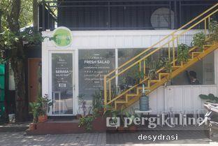 Foto 6 - Eksterior di Serasa Salad Bar oleh Desy Mustika