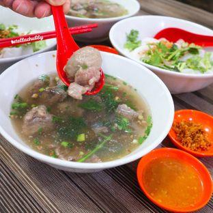 Foto 1 - Makanan di Bakso Aan oleh Stellachubby