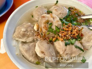 Foto 1 - Makanan di Adam Baso Sapi Asli oleh Icong