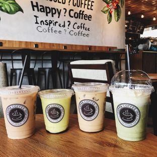 Foto 1 - Makanan di Cuppa Coffee Inc oleh Della Ayu