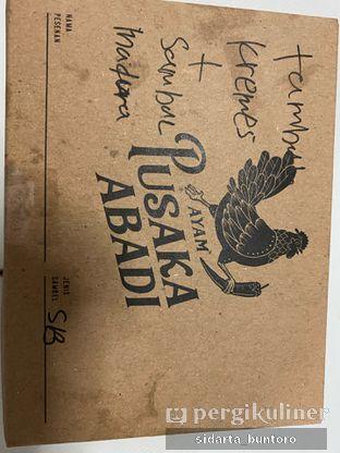 Foto review Ayam Pusaka Abadi (Pusbad) oleh Sidarta Buntoro 2