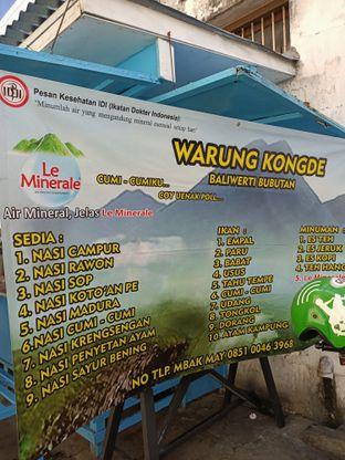 Foto review Warung Kongde oleh Fensi Safan 8