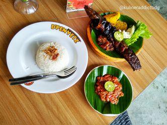 Foto Makanan di D' Penyetz