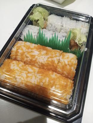 Foto 2 - Makanan di Sushi Apa oleh @eatfoodtravel