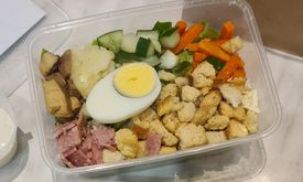 Salad Bar by Hadi Kitchen