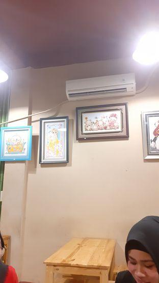 Foto 4 - Interior di Vegetarian Bakmie Garing H-P (Hot Pedas) oleh Yulia