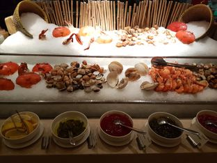 Foto 3 - Interior di Cinnamon - Mandarin Oriental Hotel oleh ig: @andriselly