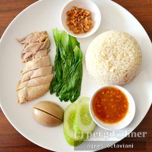 Foto 1 - Makanan(Nasi Hainam) di Glaze Haka Restaurant oleh Agnes Octaviani